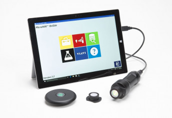 onsite micronir tablet analyse