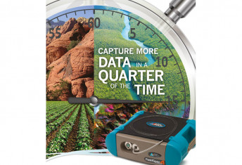 capture more data less time spectroscopy