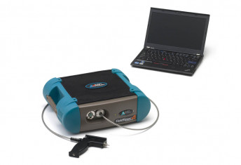 fieldspec spectroscopie data laptop
