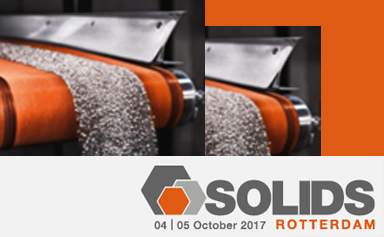 Solids 2017 in Rotterdam