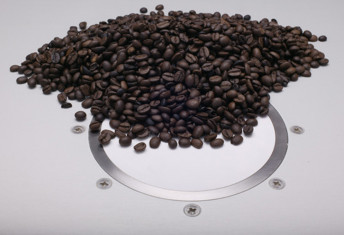 roasted coffee beans planar sensor
